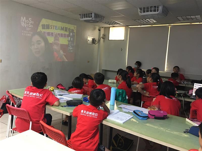 2020暑假雙師夏令營 - 台南善化大成分校(上璿文理補習班)
